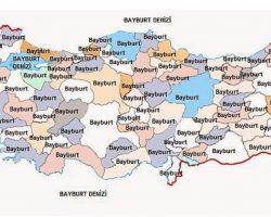 Türkiyenin en KÜÇÜK ili BAYBURT'tan Selamlar